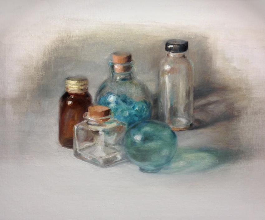 'Glass Bottles'