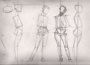 Figure Construction