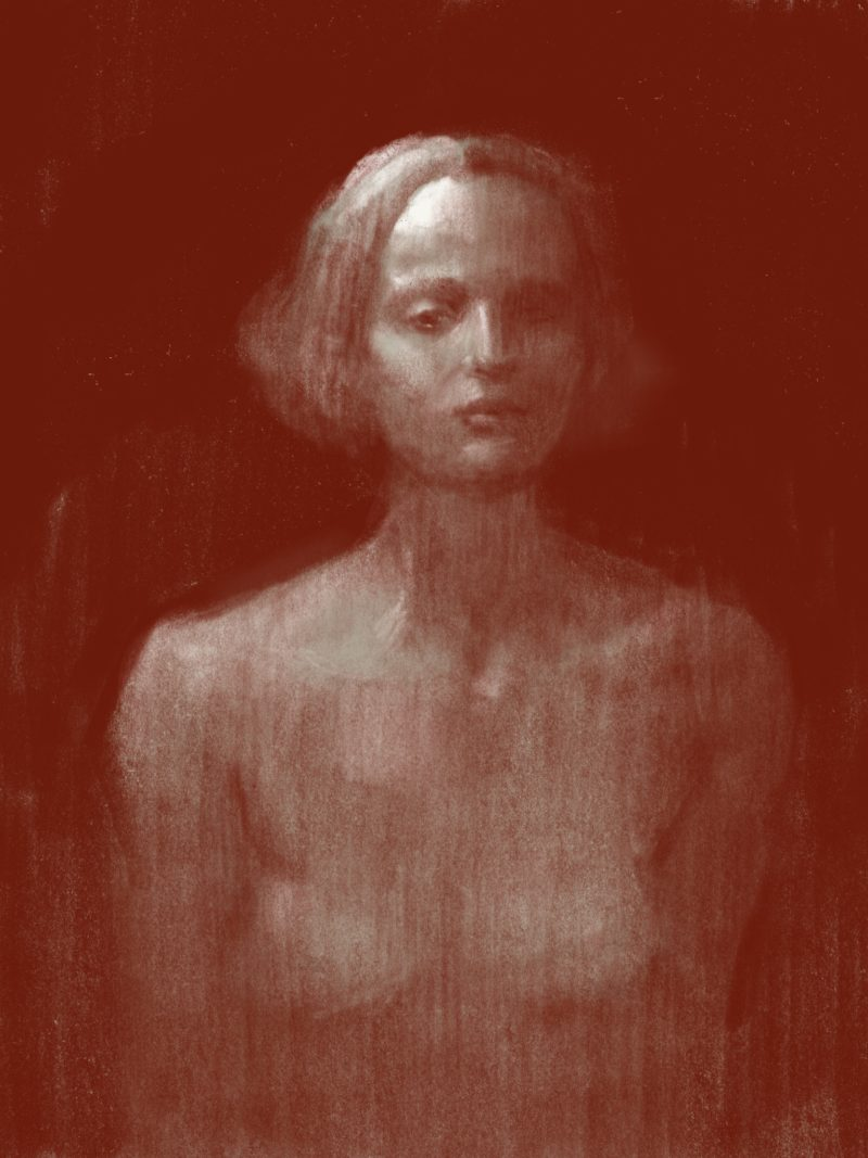 Figure Drawing, digital