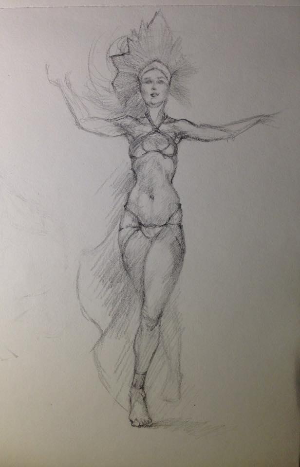 The Sun Priestess